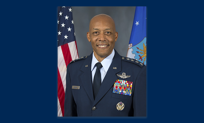 "Gen. Charles ""CQ"" Brown, USAF"