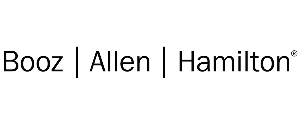 "Image of Booz Allen Hamilton with the words ""Booz 