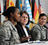 Women in Defense panel