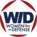Women in Defense logo